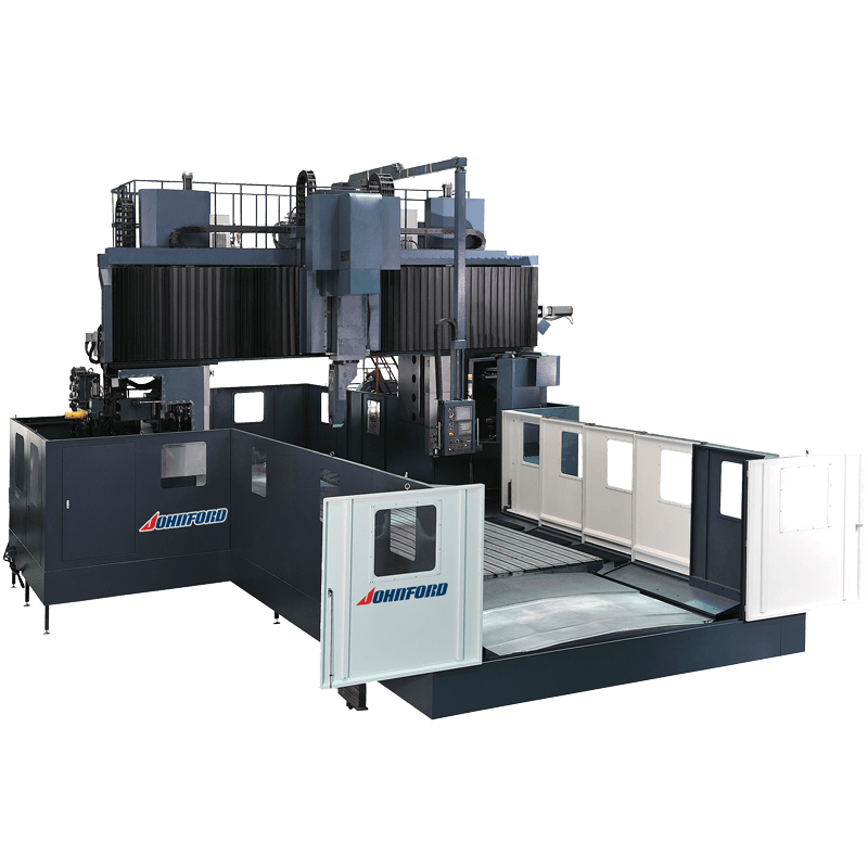 DOUBLE COLUMN MACHINING CENTRE